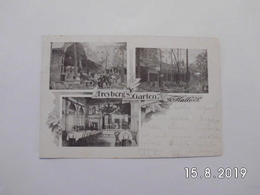 "Halle A. S. - ""Freyberg'sGarten"". (3 - 7 - 1906) - Halle (Saale)"