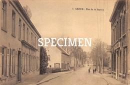 5 Rue De La Station - GENCK - Genk