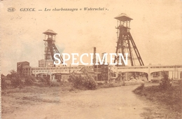 Les Charbonnages Waterschei - GENCK - Genk