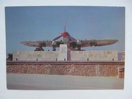 Russia Novorossiysk Monument Plane IL-3 - 1939-1945: 2a Guerra