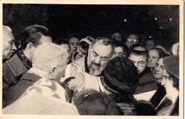Cartolina Con Immagine Padre Pio ( 221 ) - Foggia