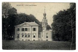 Rumpst  Rumst  't Hof Van Eikenen  CHATEAU  KASTEEL - Rumst