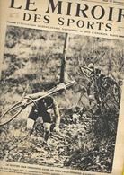 MIROIR Des SPORTS 1920 N° 26 Cyclisme, Foot, Rugby, Natation BoxeAuto Moto Etc... - Livres, BD, Revues