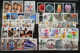 Great Britain Complete Sets USED POSTAGE FEE TO BE ADDED ON ALL ITEMS - 1952-.... (Elizabeth II)