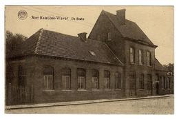 Sint-Katelijne-Waver   De Statie   GARE STATION - Sint-Katelijne-Waver