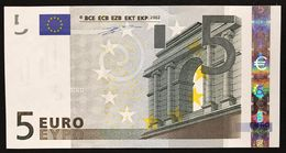 5 €  ITALIA SUP/FDS  J001G4 Duisenberg Variante B Cod.€.079 - EURO