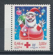 3436a** Croix Rouge Provenant De Carnet - France