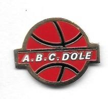 Pin's  Ville, Sport  Baskett - Ball  A.B.C  DOLE  ( 39 ) - Basketball