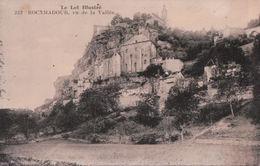 ROCAMADOUR Vu De La Vallée - Rocamadour