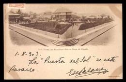 GUINEA-BISSAU, Sta. Isabel De Fernando Poo, Plaza De Espana - Guinea Bissau