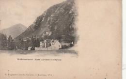 ***  65  ***   Etablissement FISSE Cadeac Les Bains - TTBE - Précurseur Neuf - Autres Communes
