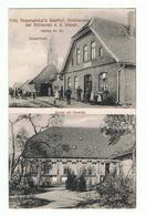 STOLZENAU  BEI:  FRITZ  ROSENWINKEL' S  GASTHOF  -  HOLZHAUSEN  -  PHOTO  -  KLEINFORMAT - Hotels & Gaststätten