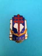 3eme RAC - Armée De Terre
