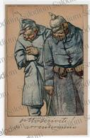 Prestito Nazionale Militari Esercito Guerra Banca - Ww1 Ww1 Illustratore - Patriottisch