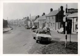 Photo Originale Renault 16 & Ballade Irlandaise à Tallanstown Vers 1970 - Gold Blake - Cars