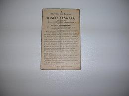 Desiré Crombez (Vlamertinge 1873-Vlamertinge 1946);Maelbrancke;Logie;Vandewynckel - Andachtsbilder