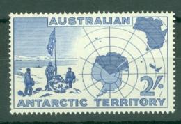 AAT (Australia): 1957   Vestfold Hills And Map      MNH - Unused Stamps