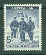 AAT (Australia): 1961   Antarctic Explorers      MNH - Unused Stamps