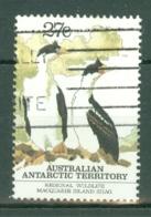 AAT (Australia): 1983   Regional Wildlife (Shag)   SG57   27c     Used - Australian Antarctic Territory (AAT)