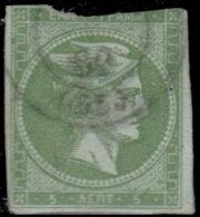 Grèce 1869. ~ YT 26 - Tête De Mercure - ...-1861 Prephilately