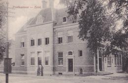 Zeist :Postkantoor (Erster Weltkrieg1915) - Zeist