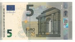 "5 EURO  ""Belgio""   DRAGHI    Z 003 F4     ZB2513402313   /  FDS - UNC - EURO"