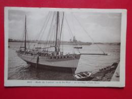 Carte Postale  - Rade De LORIENT (56) - Au Mouillage , L'Emile Bertin - Bâteau (3166) - Lorient