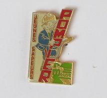 1 Pin's Sapeurs Pompiers Des JSP DE LA MEUSE (Meuse-55) - Pompiers