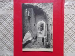 Carte Postale  - SISTERON (04) - Vieille Rue Du Bourg Reynaud (3169) - Sisteron
