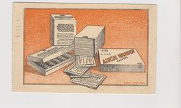 Pastiglie Alucol Wander, Ateliers Stella Paris, Pubblicitaria - F.p. -  Anni '1920 - Pubblicitari