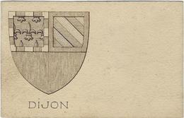 21  Dijon  Carte Blason - Dijon