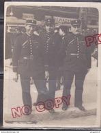 Au Plus Rapide Militaire Agent De Police Gardien De La Paix ? Années 30 Format 7 Par 9 Cm - War, Military