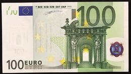 100 €  ITALIA DUISENBERG Q.FDS ABOUT UNC J001B5  Cod.€.130 - EURO