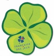 Magnets - La Française Des Jeux - Trèfle à 4 Feuilles - - Publicitaires