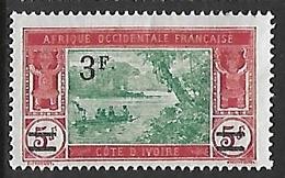 COTE-D'IVOIRE N°78 N* - Nuovi