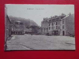 Carte Postale  - St MIHIEL (55) - Place Des Halles  (3179) - Saint Mihiel