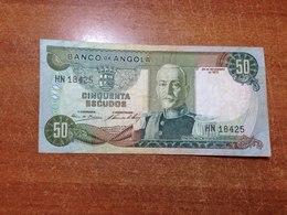 Angola  50 Escudos 1972 - Angola