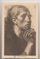 TÊTE DE BORAINE - Cécile Douard Mons 1895 - België