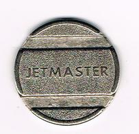 // JETON JETMASTER ( CARWASH ) - Noodgeld