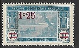 COTE-D'IVOIRE N°76 N* - Nuovi