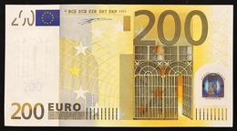 200 €  ITALIA DUISENBERG Q.FDS ABOUT UNC J001G1  Cod.€.167 - EURO