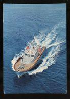 C1857 SERVIZIO NAVALE DELL'ARMA DEI CARABINIERI MOTOSCAFO VG 1977 - Warships