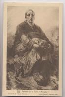 "MINE - Métier - Femme Sur Le Terril "" Racailla "" - Cécile Douard 1896 - Mines"
