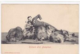 Richard List, Dompeur - Altri