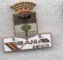 AS Verbania Calcio Distintivi FootBall Soccer Pin Spilla Pins Italy - Calcio