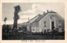 Luxembourg - Redange-sur-Attert - Clinique Et Gare - N° 8 - Ansichtskarten
