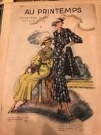 Brochure Publicitaire De 16 Pages De 21 Cm Sur 29,7 Cm - Publicités