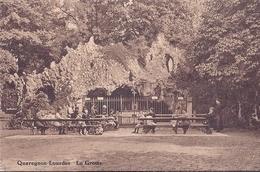QUAREGHON LOURDES, LA GROTTE - Quaregnon