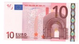 Irlanda 10 € Duisenberg T K002C6 Da Mazzetta Q.fds  Cod.€.205 - EURO