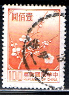 TAIWAN 110 // YVERT  1240 // 1979 - 1945-... Repubblica Di Cina